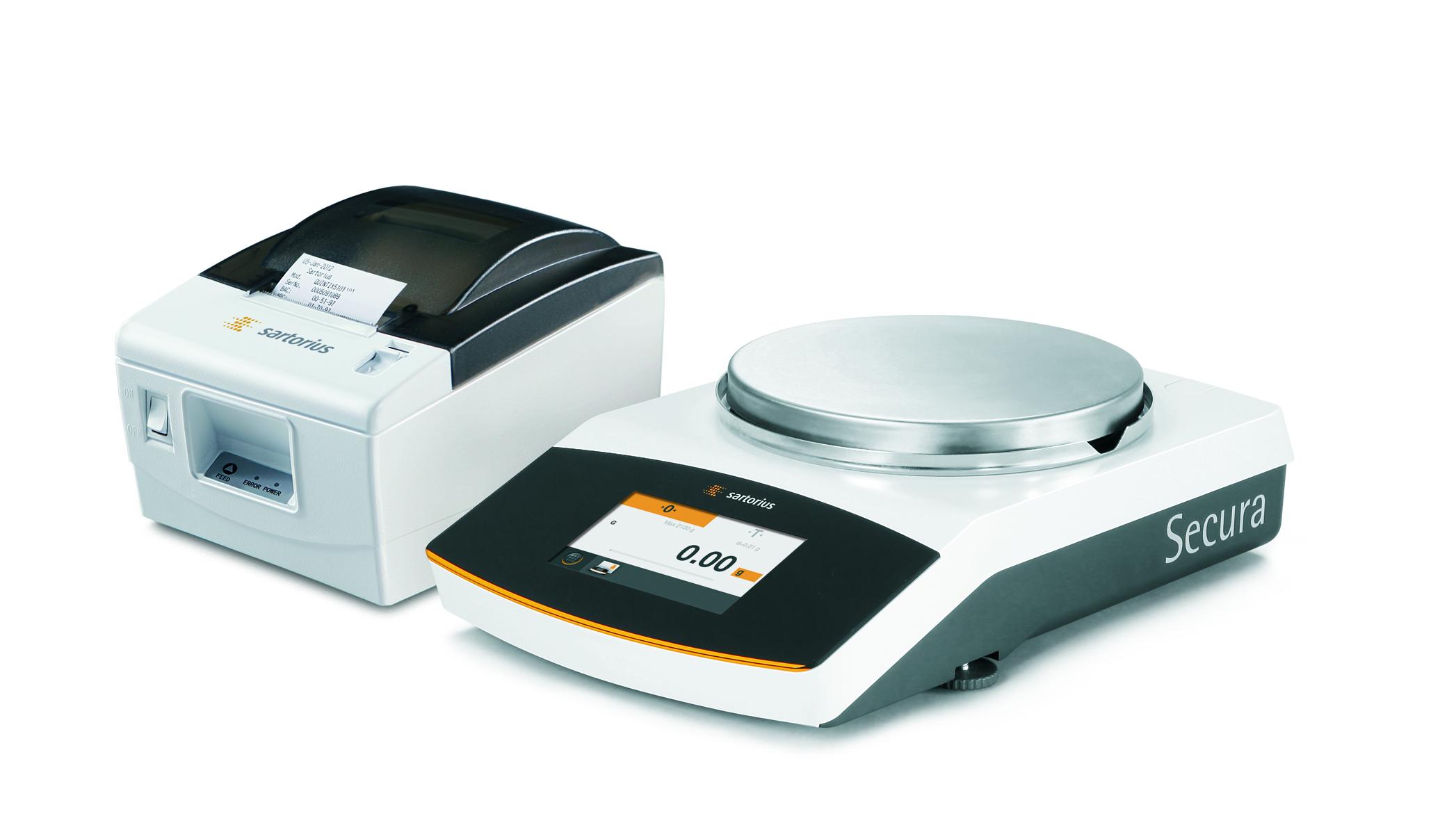 Лабораторные весы Sartorius Secura